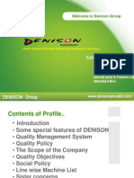 Denison Company Profile-V10