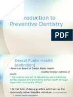 INTRODUCTION TO PREVENTIVE DENTISTRY.pptx