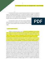 CAPÍTULO 4 Reforzadores - Evidencia 3