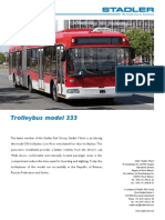 Trolleybus 333 En