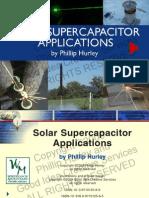 Solar Super Capacitor