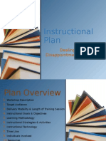 instructional plan final