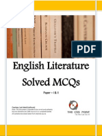 English Literature Solved MCQs.pdf