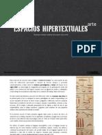 espacios hipertextuales (Rubiales)