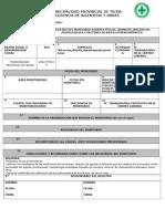 Registro de Monitoreo de Agentes Fisicos