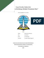 Proposal Penelitian Tindakan Kelas