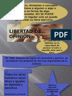 Libertad de Expresion Expo
