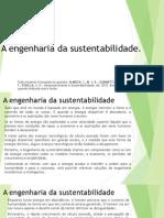 A Engenharia Da Sustentabilidade
