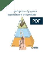 Niveles de Participacion en El Programa de SBC