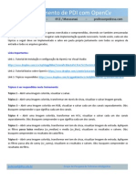 2015_Treinamento PDI Com Opencv