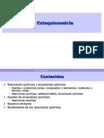 1-Estequiometria