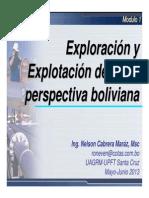 2013_Mod1_05A_Exploracion y Explotacion Perspectiva Boliviana