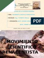 Movimiento Cientifico Renacentista