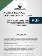 Norma Tecnica Colombiana Ntc 2505