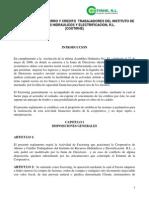 Reglamento Factoring