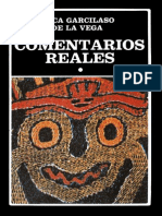 Comentarios reales del Inca Garcilaso. Vol 1