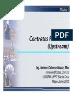 2013_Mod1_05B_Terminos Contractuales y Fiscales Contratos Petroleros