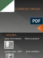 Infecciones en Cirugia.ppt 2015