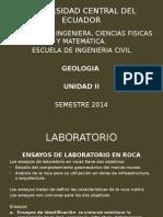 Unidad v Geologia