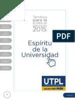 Espiritu Utpl 2015c