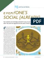Social Media Marketing Por Tsai j