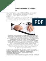 Contrato individual de trabajo.doc