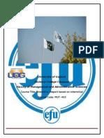 Internship Report on Efu Life Insurance
