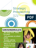 Strategic Prospecting 2