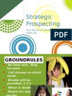 Strategic Prospecting 2