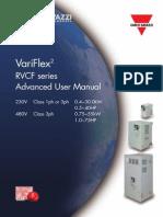 Variflex RVCF podrobny