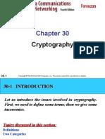 Cryptography Forouzan