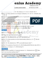 ch 1 - relation n function