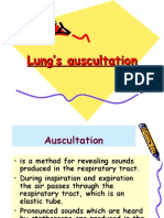 3. Lung Auscultation