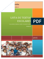 textos escolares 2015