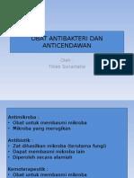 8. Obat Antibakteri Dan Anticendawan