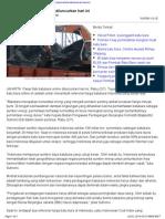 Bisnis Coal Mining Indonesia Pasar Fisik Batubara Online