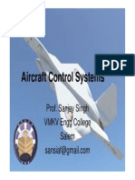 Aircraft Control Systems