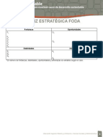 Documento Matriz Foda