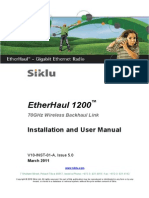 Siklu Etherhaul Manual