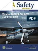 FAA Safety Briefing March-April 2015