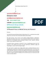 Global Environmental Radiation Monitor Industry Report 2015