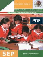 La Integración Educativa en el Aula Regular