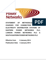 UK Power Networks - Contract Tariff
