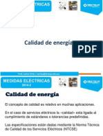 Medidas Eléctricas Sesion