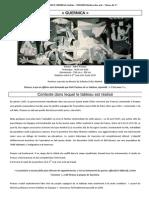 GUERNICA-contexte Historique Et Analyse Plastique-2-2
