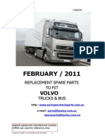 Volvo Catalogue