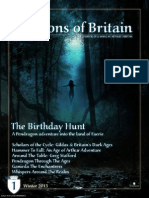 The Dragons of Britain 1 - The Birthday Hunt