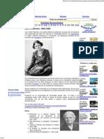 Grandes Economistas-Joan Robinson, 1903-1983