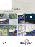 UK SP MD Kingspan Multideck Technical Handbook