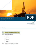 Asean Gas Pricing